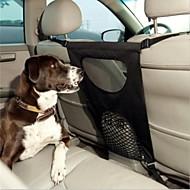Σκύλος Κάλυμμα Καθίσματος Αυτοκινήτου Κατοικίδια Αντικείμενα μεταφοράς Πτυσσόμενο Μαύρο Τερυλίνη