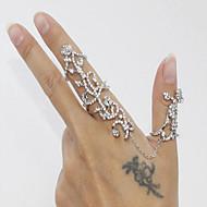 Klasično prstenje,Jewelry Birthstones Dnevno / Kauzalni Legura 1set,10 Žene