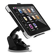 Autóval 7 gps navigációs AV Bluetooth 4GB + térkép + vezeték nélküli Tolatókamera