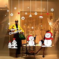 Natal / Vida Imóvel / Moda / História / Feriado / Paisagem / Formas Wall Stickers Autocolantes de Aviões para Parede,VINYL 76*75CM