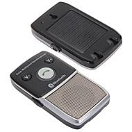 автомобиль на солнечной энергии Bluetooth 2.1 акустических спикерфон руки бесплатно мобильный телефон