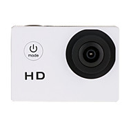 EOSCN A8 Action Kamera / Sportskamera 5MP 2MP 3MP 640 x 480 Vandtæt Vipbar LCD 1.5 CMOS 32 GB Enkeltfoto Uafbrudt fotografering 30 M