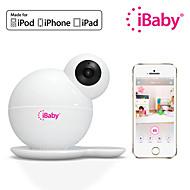 ibaby®100% původního monitoru M6 HD Wi-Fi bezdrátový digitální dítě video kamera s 360 rotací, noční vidění, přehrávat hudbu