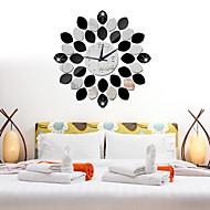 Creative Clock Sticker DIY Mirror Acrylic Wall Stickers Wall Decals