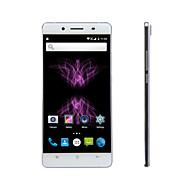 """CUBOT X17 5.0 """" Android 5.1 4G älypuhelin ( Dual SIM Neliydin 13 MP 3GB + 16 GB Valkoinen )"""