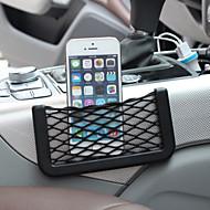 ziqiao multi-funktion bil taske telefoner indarbejde opbevaringsboks netværk opbevaringsboks 15 x 8.5cm