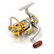 סלילי טווייה 5.2:1 10 מיסבים כדוריים ניתן להחלפהדיג בים / דיג קרח / Spinning / דייג במים מתוקים / אחר / דיג קרפיון / דיג בס / דיג בפתיון