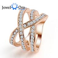 Klasično prstenje Kubični Zirconia Pozlaćeni Moda Elegantno Zlato Zlatan Jewelry Party 1pc