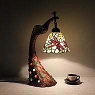 Skrivbordslampor - Modern/Samtida / Traditionell/Klassisk / Rustik / Tiffany / Nyhet - Flerskärmad - Resin