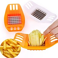 ZIQIAO Kitchen for Household Devices French Fries Potato Cutter Slicer