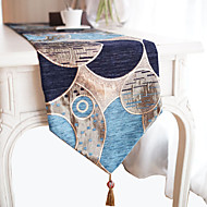 Colorful Circle European Style Table Runner