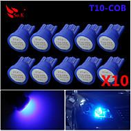 מתח גבוה 10 194 168 נורות x קלח הכחול T10 12V הוביל מקף מכשיר אור
