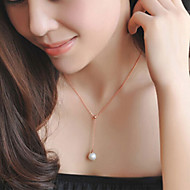 Women's Imitation Pearl / Alloy Necklace Gift / Party / Causal
