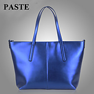 Paste® Most Popular Simple Style Real Cowhide Handbag