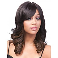 Fascinating Inexpensive Hairstyle Human Virgin Remy Hand Tied-Top Capless Hair Wigs