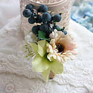 Wedding Flowers Fashion Free-form Jam Peonies Boutonnieres