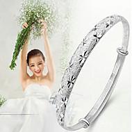Hochzeit / Party / Alltag / Normal - Armreife (Sterling Silber)