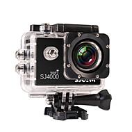 SJCAM SJ4000 WIFI Action cam / Sport cam 8MP / 2MP / 3MP / 5MP / 12MP 1920 x 1080 Wi-fi / Impermeabile 4X ± 2EV 2.0 CMOS 32 GBFormato