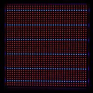 1шт morsen®165w 1131red: 234blue высокой мощности привело светать для цветущих растений и гидропоники системы 85-265V