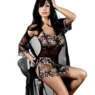Women Lace/Polyester/Spandex Babydoll /Lace Lingerie/Ultra Sexy Nightwear