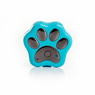 Mini Pet GPS Tracker for PET Dog GPS Tracker Locator IP66 WiFi Anti-lost Free Online Tracking Platform GSM GPRS Locator