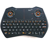 Rii mini i28 2.4 GHz Wireless French Version Air Mouse Voice Keyboard for Laptop, PC,Smart TV