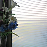 Pruhy Klasický Fólie na okna,PVC/Vinil Materiál dekorace oken