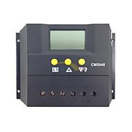 50A의 48V의 PWM 태양 전지 패널 배터리 컨트롤러 LCD 충전 조절기