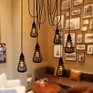 Závěsná světla LED moderní - současný design / Tradiční klasika / Venkovský styl / design Tiffany / Retro / Lucerna / ZeměObývací pokoj /