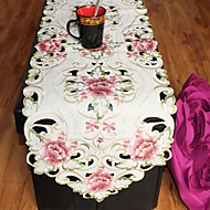 Multi-Purpose  Tablecloth With Size 40x220cm/15x86inch With More Embroidery