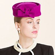 Women's Wool Headpiece-Special Occasion / Casual / Office & Career / Outdoor Hats 1 Piece Head circumference   57cm