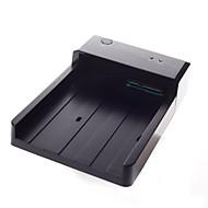 2,5 / 3,5-Zoll-HDD USB3.0 Dockingstation mobile Festplatte Fuß schwarz