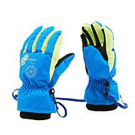 Winterhandschuhe / Handschuhe / Sporthandschuhe KinderAntirutsch / warm halten / Wasserdicht / Winddicht / Schneedicht / Verhindert