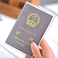Porta-Documento Capa para Passaporte Portátil para Organizadores para Viagem