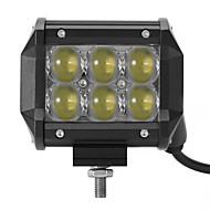 4x 30W LED Work Light Bar Offroad 12V 24V ATV Flood Offroad for  Truck 4x4 UTV