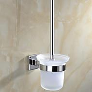 Toiletbørsteholder / SpejlpoleretRustfrit stål /Moderne