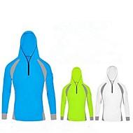 Oberteile Camping & Wandern / Angeln / Übung & Fitness / Radsport/Fahhrad / Laufen Damen / Herrn / UnisexAtmungsaktiv / UV-resistant /