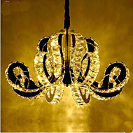 LED Crystal Pendant Lamp The Tophams Hotel Restaurant Lamp