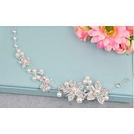 Wedding Bridal Bridesmaid Crystal Prom Crown Dangle Forehead Jewelry