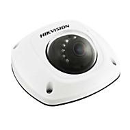 HIKVISION DS-2cd2532f-это 3.0MP мини сеть IP-камера купольная (IP66, аудио, сигнализация ввода / вывода, PoE)