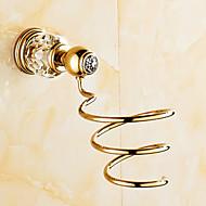 Badezimmer Regal , Neoklassizistisch Kupfer, antik Wandmontage