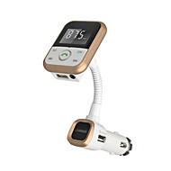 Bluetooth Handsfree Car Kit To  Lighter, Car MP3/FM Transmitter/Car Charger