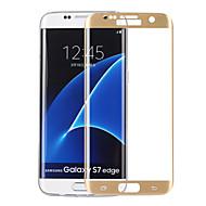 asling näytön suojus karkaistua lasia Samsung S7 reuna 0.2mm 3d täysi kate kaaren Explosion