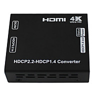 HDMI Converter for HDCP Converter HDCP 2.2 to HDCP 1.4 Convert Vision for HDMI 4K Resolution Decrease Version