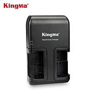 caricatore doppio AC Kingma EN-EL15 per Nikon EN-EL15 e nikon 1 v1 D600 D610 D800 D800E D810 D7000 D7100