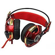 e-3lue Iron Man 3 gaming headset marvel pc hörlurar