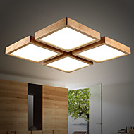 64 Modern/Contemporary / Country Mini Style Others Wood/Bamboo Pendant Lights Dining Room / Study Room/Office