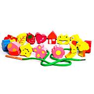 houten dier kraal voor kinderen (3-6 jaar)