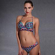 Damen Bikinis - Boho Nylon Halfter