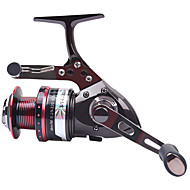 Full Metal No Rotor 5+2BB Gapless Left /Right Large Drag Spinning Fishing Reel for Carp Boat Fly Rock Saltwater Fishing